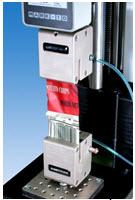 Description: Dụng cụ đo lực bám dính của miếng dán Mark 10