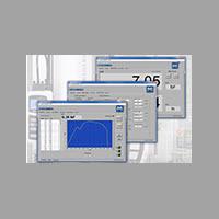 Phần mềm điều khiển chuyển động và thu thập dữ liệu của máy đo lực tự động ESM303H Mark 10