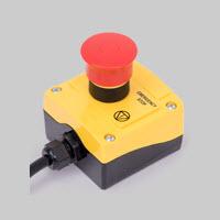 Máy đo lực có nút nhấn dừng khẩn cấp từ xa Mark 10
