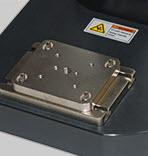 Tấm đế thép có lỗ ren dùng để gắn phụ tùng Mark 10