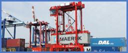 joysticks cs1 cần chỉnh hướng dùng trong cầu cảng spohn burkhardt