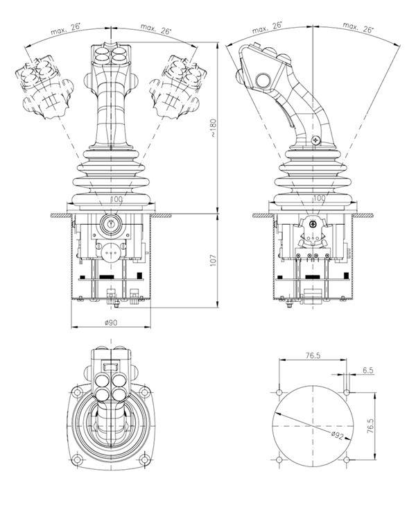 kích thước cần chỉnh hướng ns3 spohn burkhardt