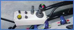 cần chỉnh hướng dử dụng cho các hộp điều khiển loại nhỏ spohn burkhardt