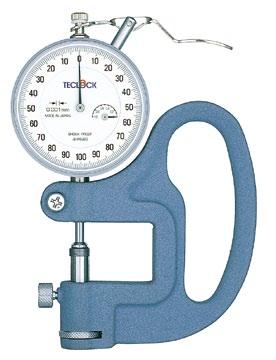 Đồng hồ đo độ dày Teclock SM-130, SM-1201, SM-1201L, SM-1202L , Teclock Vietnam