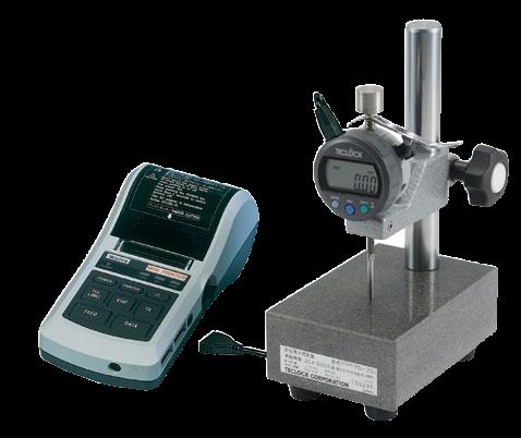 Dụng cụ đo độ dày Teclock PG-01J, PG-02J, PG-11J, PG-12J, PG-13J, PG-14J, PG-15J, PG-16J, PG-17J, PG-18J, PG-20J, Teclock Vietnam