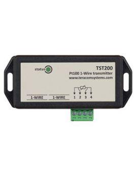 Bộ chuyển đổi tín hiệu nhiệt độ Pt100 TST200 Teracom