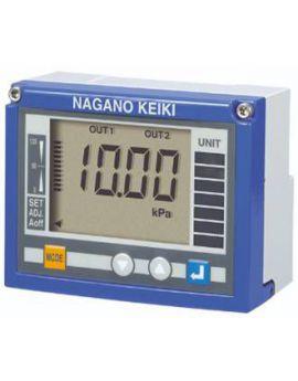 Cảm biến chênh áp điện tử GC50 Nagano keiki Vietnam