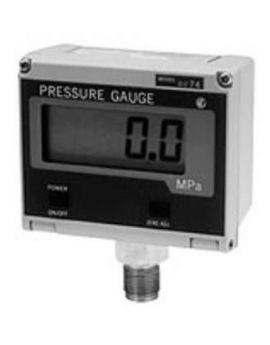 Đồng hồ đo áp suất điện tử GC74 Nagano keiki Vietnam