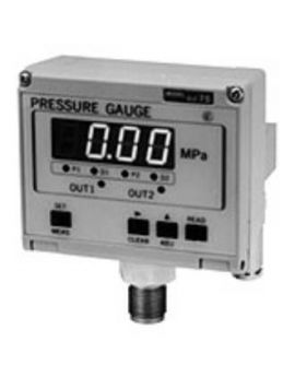 Đồng hồ đo áp suất điện tử GC75 Nagano keiki Vietnam