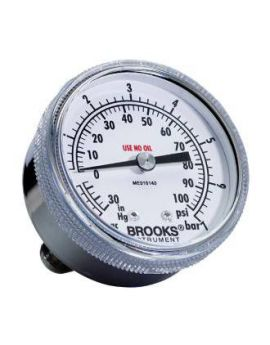 Đồng hồ đo áp suất S122 / C122 / F122 Brooks Instrument