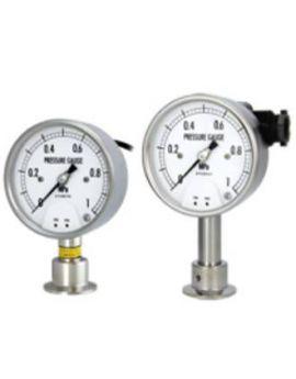 Đồng hồ đo áp suất SU8 Nagano keiki Vietnam