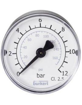 Đồng hồ đo áp suất Type TAU001 Burkert Vietnam