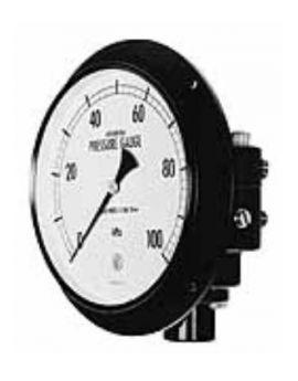 Đồng hồ đo chênh áp DG55, DG57 Nagano keiki Vietnam
