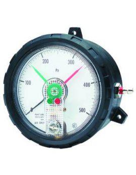 Đồng hồ đo chênh áp DG85 Nagano keiki Vietnam
