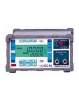 Đồng hồ đo chênh áp hiển thị số GC15,GC16 Nagano keiki