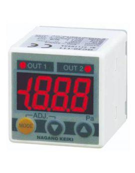 Đồng hồ đo chênh áp hiển thị số GC30 Nagano keiki
