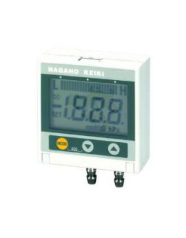 Đồng hồ đo chênh áp hiển thị số GC63 Nagano keiki