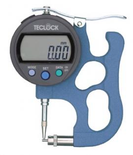 Đồng hồ đo độ dày đường ống Teclock TPM-116, TPM-618, TPM-618, TPD-617J, TPD-618J , Teclock Vietnam