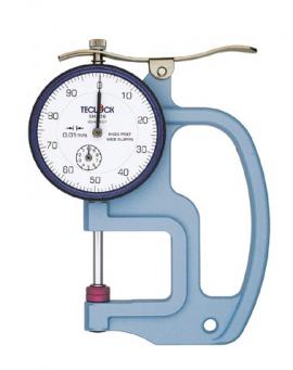 Đồng hồ đo độ dày Teclock SM-528, SM-528LS, SM-528LW, SM-528-3A, SM-528-80g, SM-528FE, Teclock Vietnam