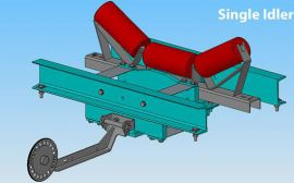 Hệ thống cân băng tải định lượng và cân băng tải phối liệu Schenck Process