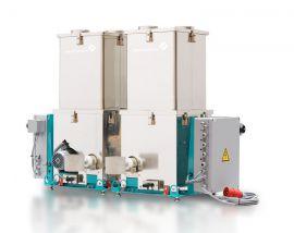 Hệ thống trộn nguyên liệu ProFlex® C500 / C3000 / C6000 Schenck Process
