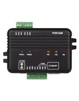 Mô đun điều khiển tín hiệu ngõ ra relay TCW122B-RR Teracom