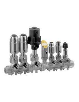 Modular distribution valve GEMU 553 / Globe valve GEMU