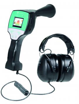 Thiết bị kiểm tra rò rỉ khí nén, khí gas LD 400 CS Instruments