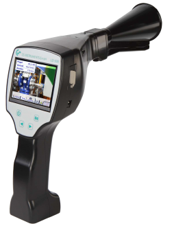 Thiết bị kiểm tra và giám sát rò rỉ khí nén, khí gas LD 500 / LD 510 CS Instruments